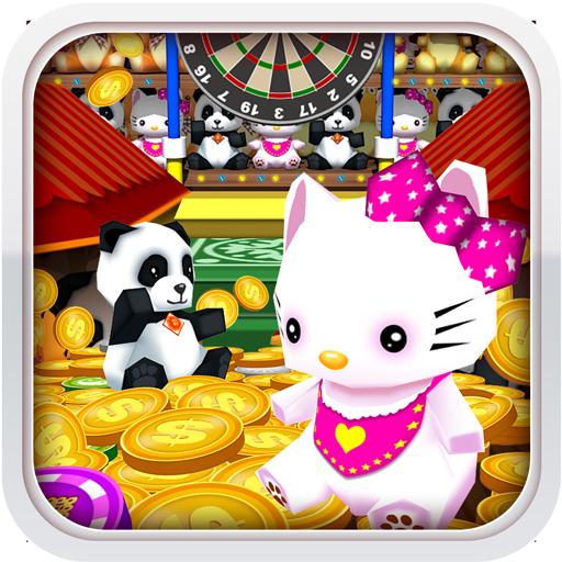 Kingdom Coins - Dozer of Coins Arcade Game (Best Coin Dozer Game)