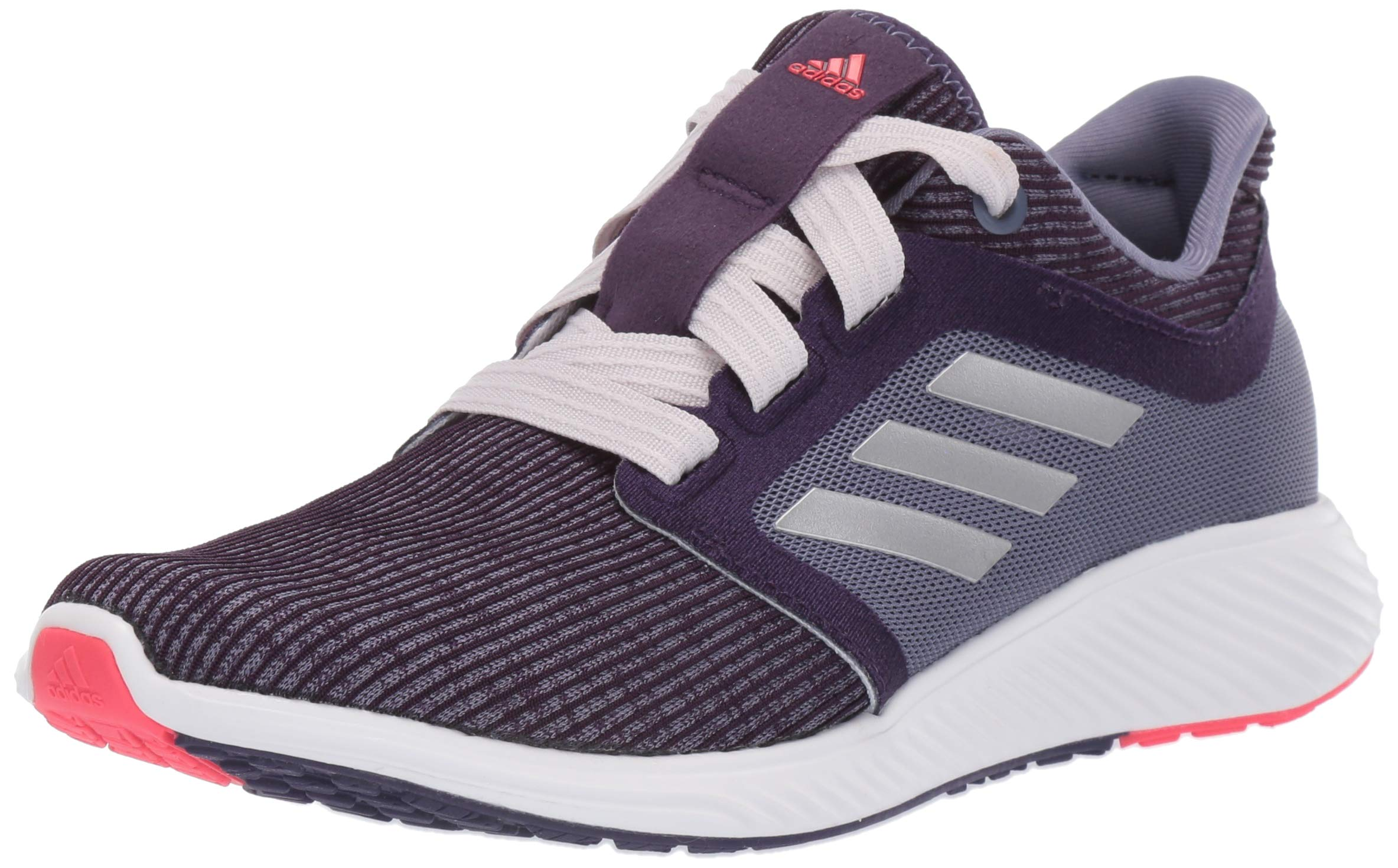 adidas Women's Edge Lux 3, Legend Purple/raw Indigo/Shock red 5 M US
