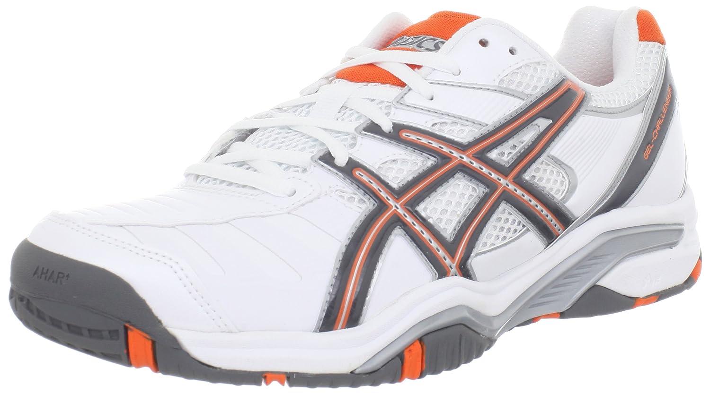 uk availability 00664 03d07 Amazon.com   ASICS Men s Gel-Challenger 9 Tennis Shoe, White Castlerock Zest,  14 M US   Tennis   Racquet Sports