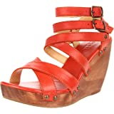 Bed Stu Women's Julie Ankle-Strap Sandal