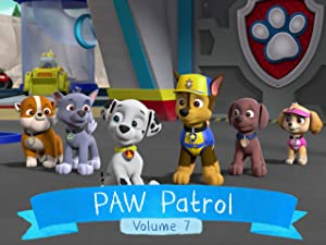 Amazon Prime Paw Patrol
