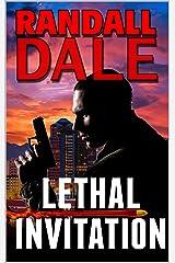 Lethal Invitation: A Crime Thriller Kindle Edition