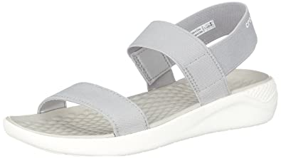 3cbc3a5be74d Crocs Women s Literide Sandal W Flat  Amazon.co.uk  Shoes   Bags