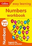 Numbers Workbook: Ages 3-5