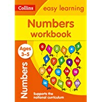 Numbers Workbook Ages 3-5: New Edition (Collins Easy Learning Preschool)