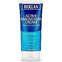 Bioglan BG Active Magnesium Cream, 100g