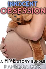 Taboo Obsession: A Five-Story Bundle (Taboo Erotica) Kindle Edition