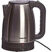 Nikai 1.7 L Stainless Steel Kettle, Silver - NK420A