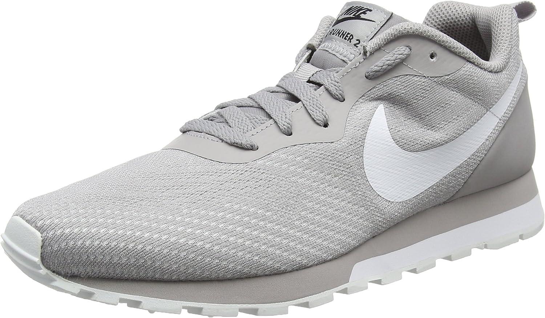 Nike MD Runner 2 Eng Mesh, Zapatillas de Running para Hombre ...