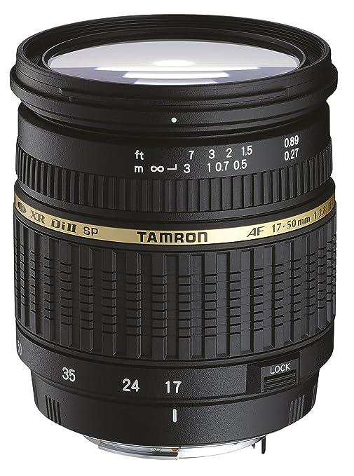 441 opinioni per Tamron SP AF 17- 50mm F/2.8 Di II Obiettivo Zoom per APS-C Pentax