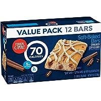 Fiber One Brownies, Coffee Cake, 70 Calorie Bar, 5 Net Carbs, Snacks, 48 Bars