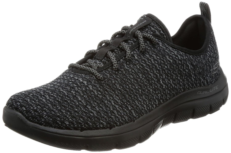 Skechers Herren Flex Advantage 2.0-Cravy Sneaker, Schwarz 52120