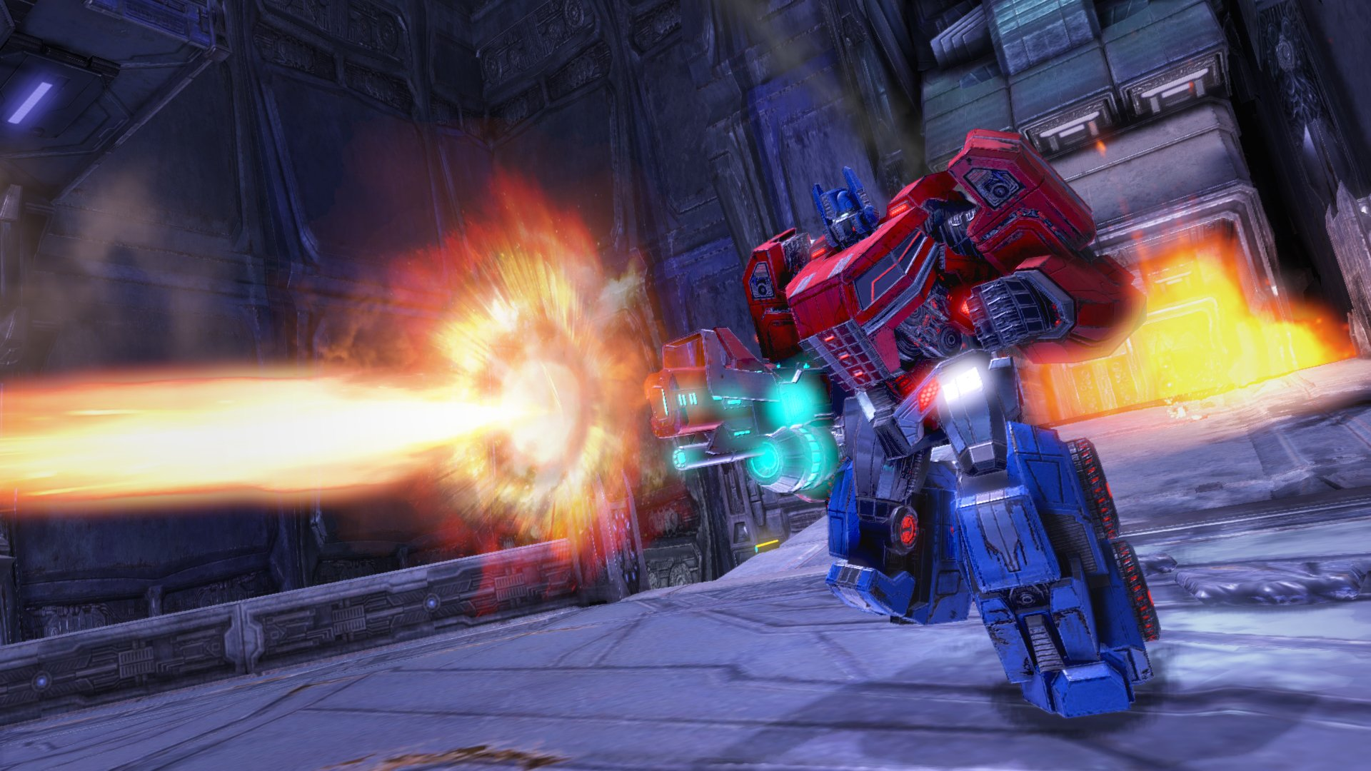 Transformers: Rise of the Dark Spark (Xbox One) by Activision (Image #5)