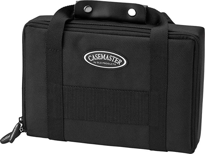 Casemaster Classic Nylon Dart Carrying Case - Best in Capacity