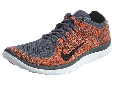 Amazoncom  Nike Free 40 Flyknit 631053013 GreyBlackCrimson