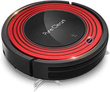 Pure Clean Automatic Robot Vacuum Cleaner