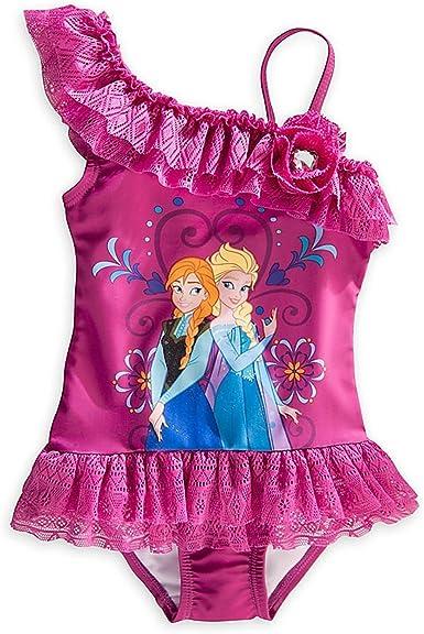 Top Quality Frozen ELSA Princess Swim Costume Swimsuit bathing suit 100 SOLD
