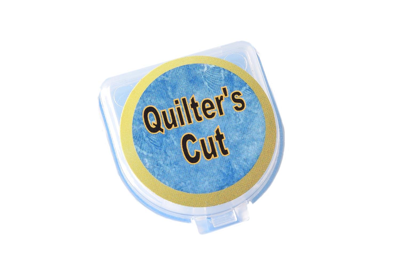 Quilter's Cut 18mm Rotary Blades, 12 Pack, Fits Olfa, Fiskars, Martelli, & Truecut Quilter's Cut 4336996661