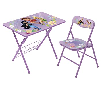 Disney Fairies Activity Desk and Chair Set (Discontinued by Manufacturer)  sc 1 st  Amazon.com & Amazon.com: Disney Fairies Activity Desk and Chair Set (Discontinued ...