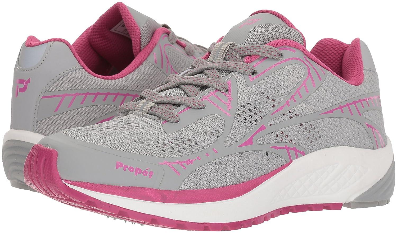 Propét Women's Propet 6 One Lt Sneaker B073DPWC1K 6 Propet 2E US|Grey/Berry 339fca