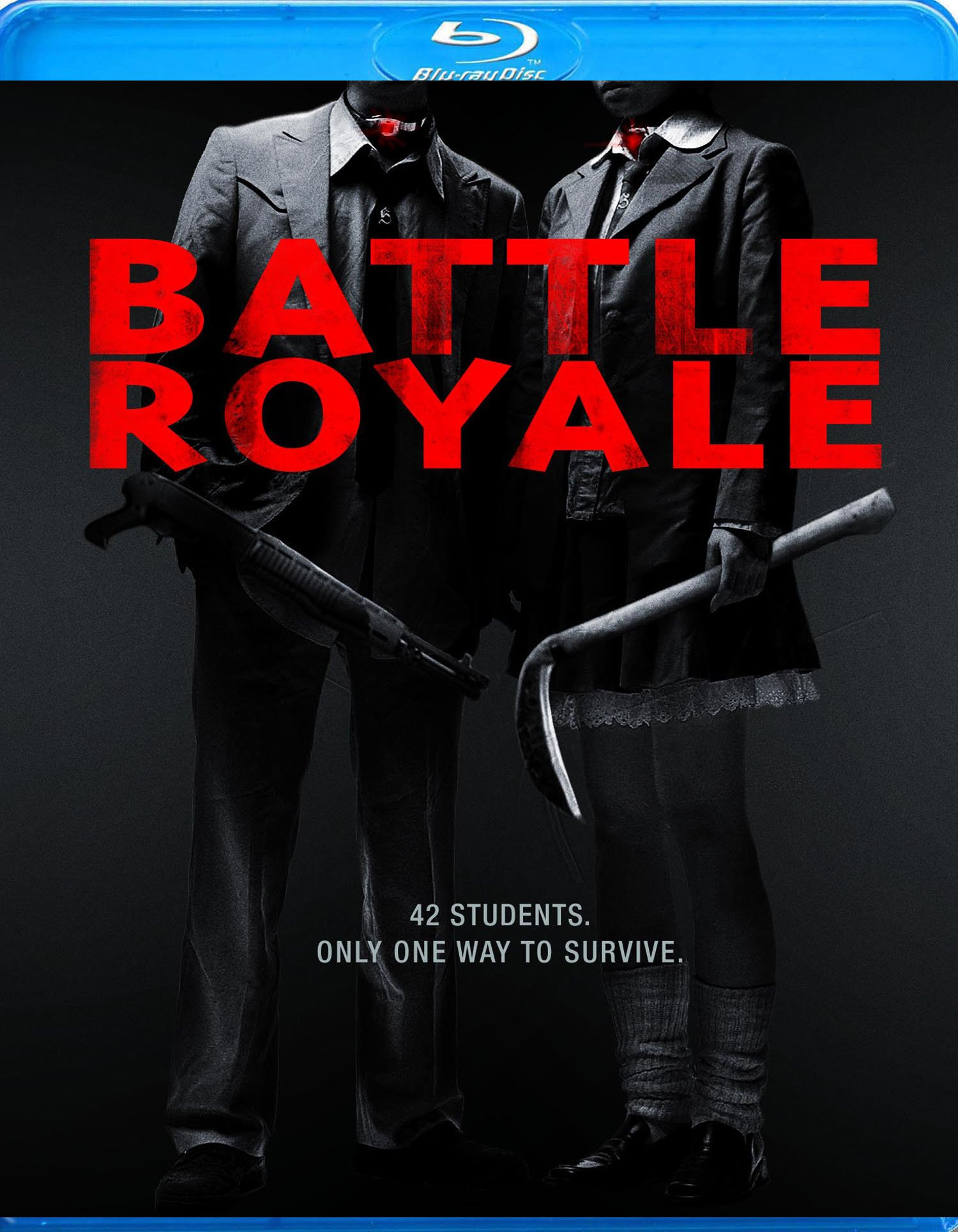 Battle Royale: Director's Cut [Blu-ray]