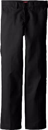 Dickies - Plano frontal del pantalón de chica, 7, Black