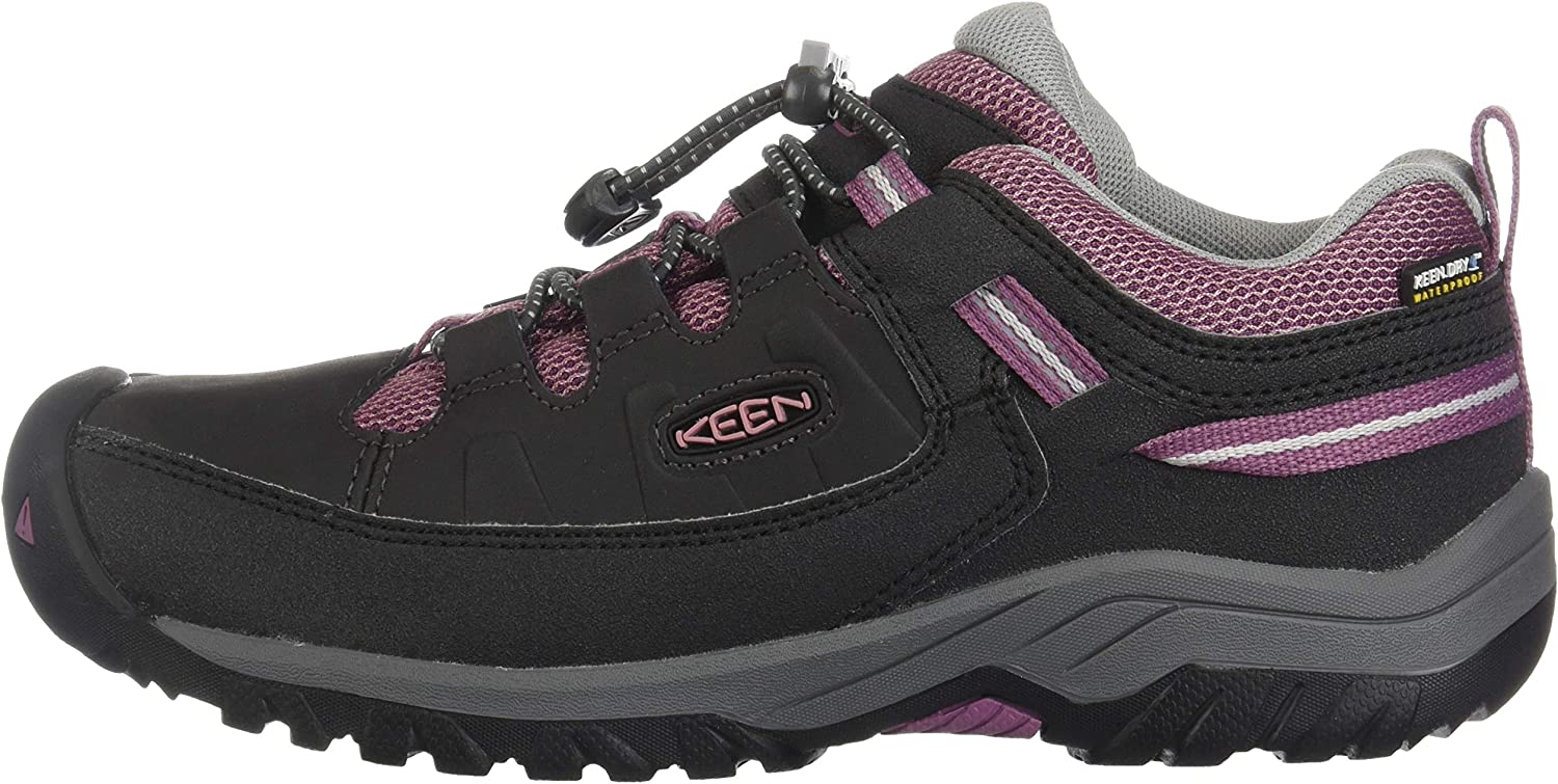 KEEN Kids Targhee Low Wp Hiking Shoe