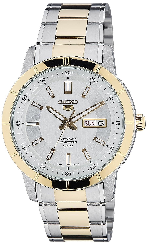 Seiko 5 Analog Mechanical Watch – SNKN58K1