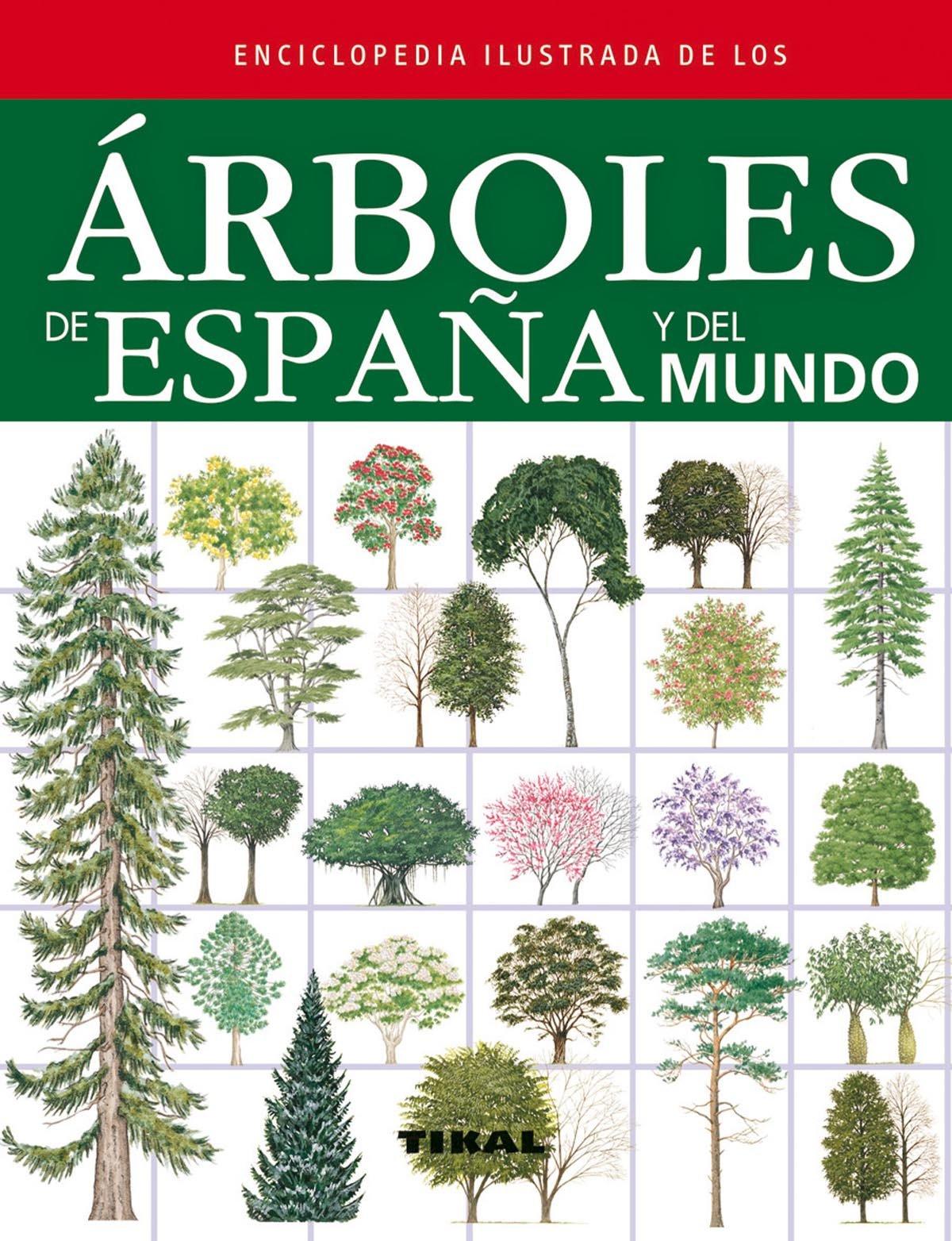 Árboles de España y del mundo Enciclopedia ilustrada: Amazon.es: Russell, Tony, Cutler, Catherine, Walters, Martin: Libros