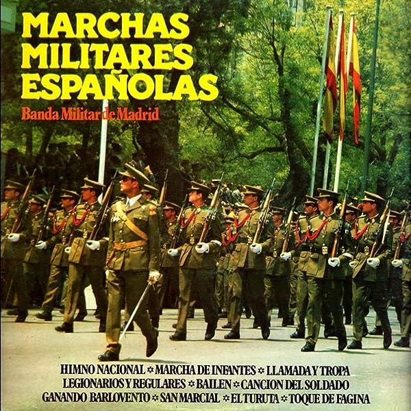 Marchas Militares Españolas (Original Score) de Banda Militar de Madrid en Amazon Music - Amazon.es