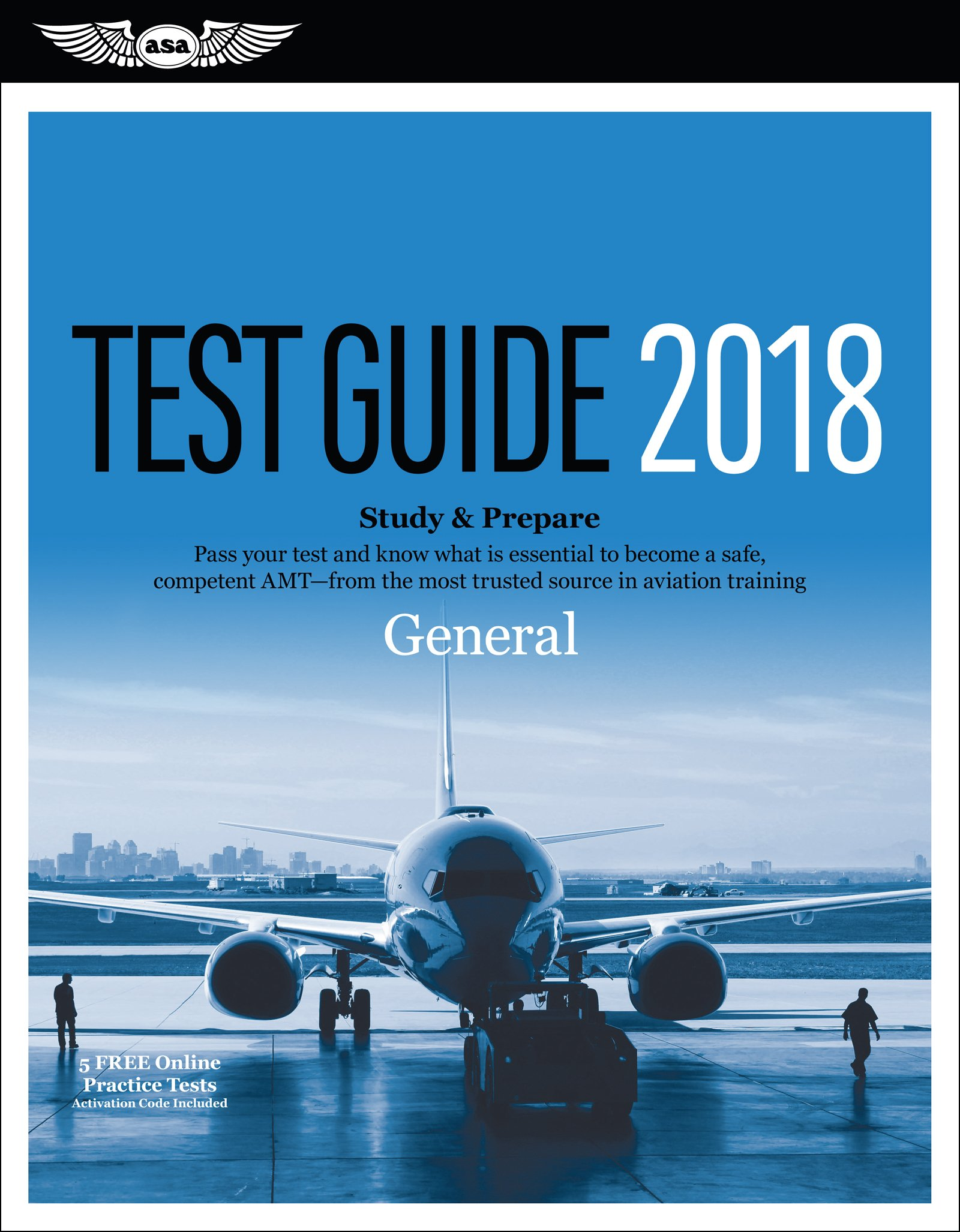 General Test Guide 2018: Pass your test and know what is