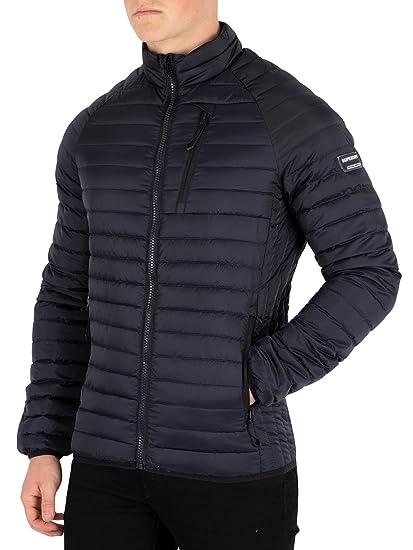 Superdry Core Down Jacket. Veste: : Sports et Loisirs