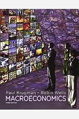 Macroeconomics, 3rd Edition Paperback