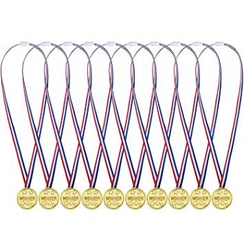 Medaille Kegeln Kinder Silber 5cm Durchmesser Pokale & Preise