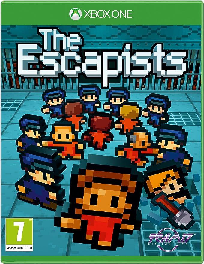 The Escapists [Importación Inglesa]: Amazon.es: Videojuegos