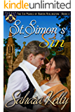St. Simon's Sin: A Risqué Regency Romance (The Six Pearls of Baron Ridlington Book 2)