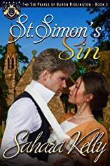 St. Simon's Sin (The Six Pearls of Baron Ridlington Book 2) Kindle Edition