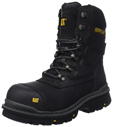 926e2002f65 Caterpillar Men's Premier 8 Wr Tx Ct S3 HRO SRC Safety Boots