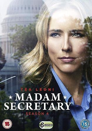 Madam Secretary S4 Dvd 2018 Amazon Co Uk Dvd Blu Ray