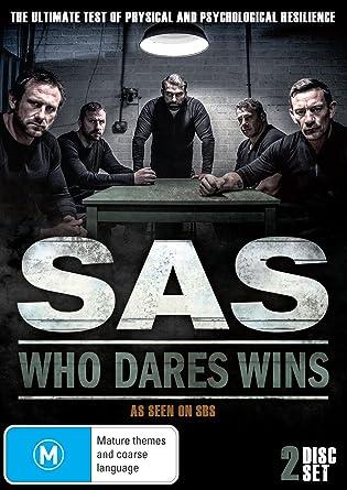 SAS: Who Dares Wins: Not Specified, Shaun Dooley: Amazon com