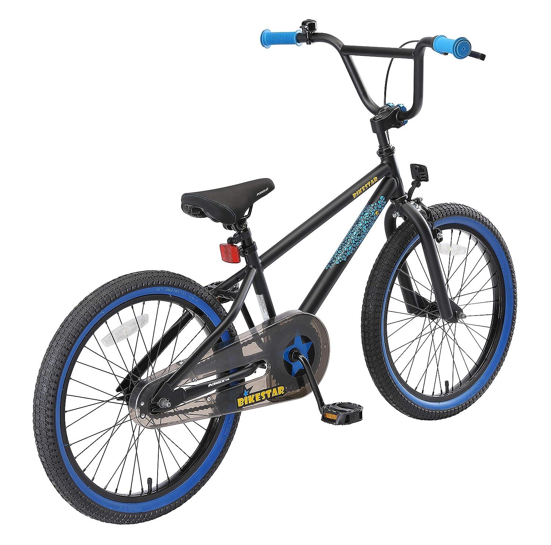 Bici 20 Pulgadas con Frenos BIKESTAR Bicicleta Infantil para ni/ños y ni/ñas a Partir de 6 a/ños 20 Edici/ón BMX