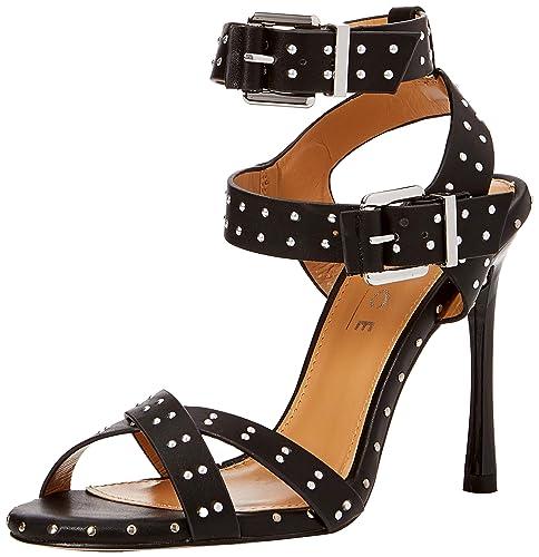 2a99a80d4dd Office Women s Hardcore Open Toe Heels  Amazon.co.uk  Shoes   Bags