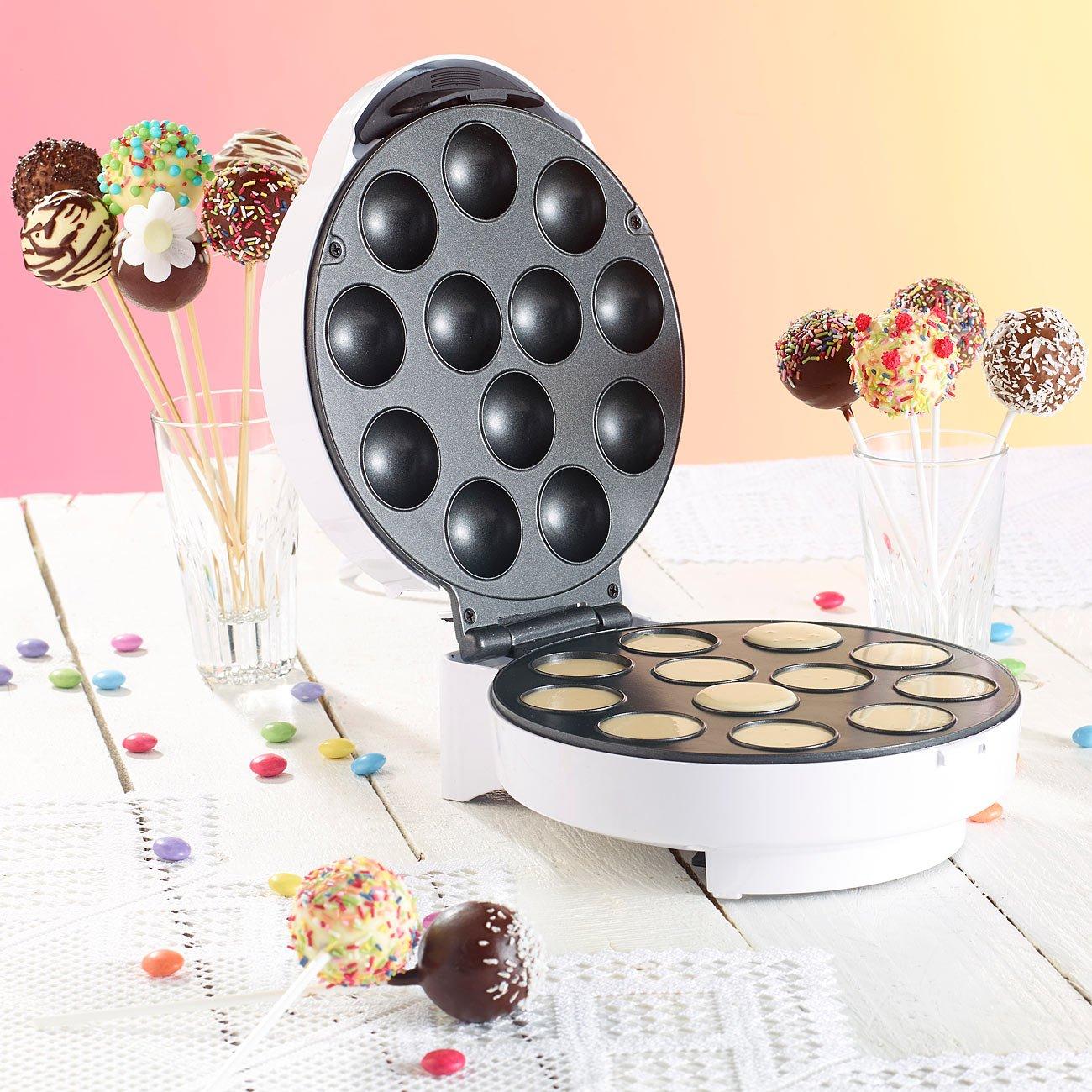 Rosenstein /& S/öhne NC-3686-944 Donutmaker Plastique