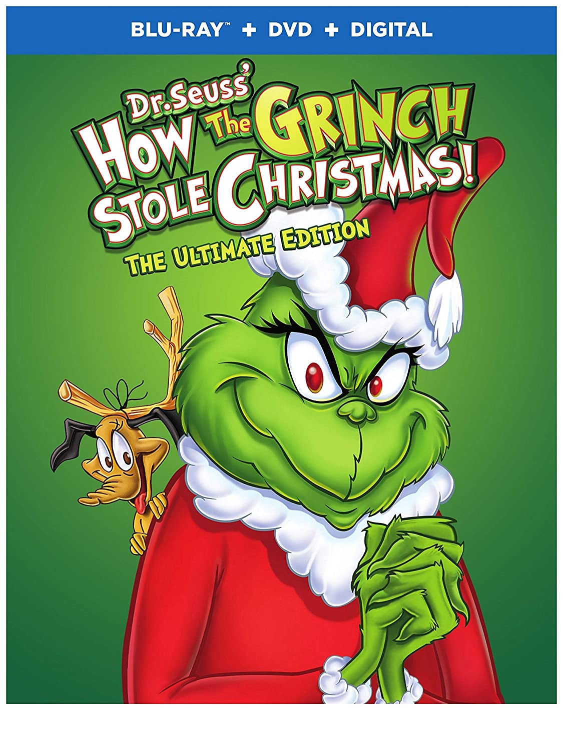 When Does How The Grinch Stole Christmas Come Out 2020 To Dvd