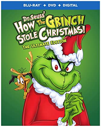 how the grinch stole christmas ultimate edition bd blu ray - How The Grinch Stole Christmas 2014
