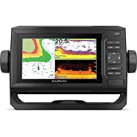 $479 » Garmin ECHOMAP UHD 63cv, Keyed Chartplotter with U.S. LakeVü g3 and GT24UHD-TM transducer