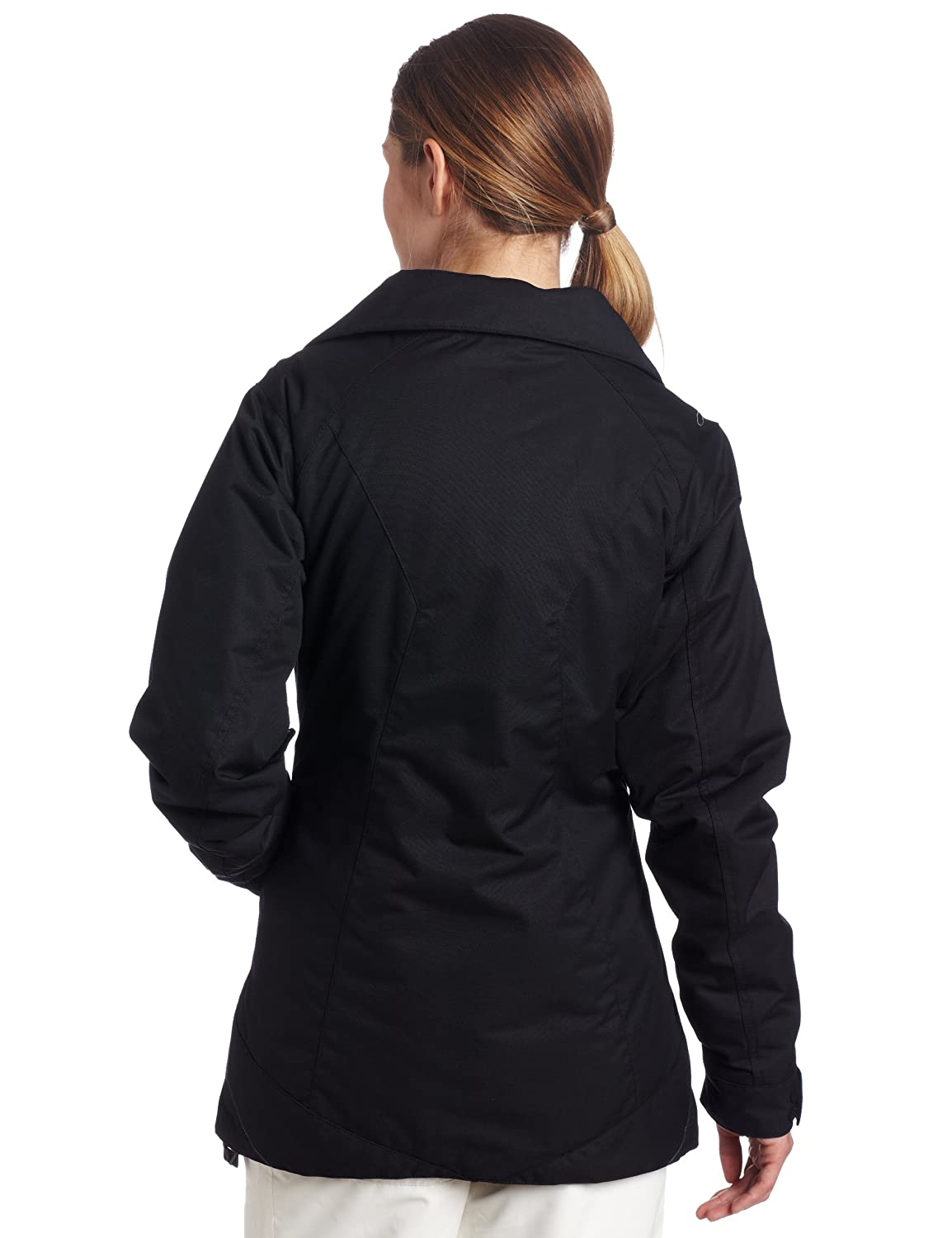 Amazon.com: Oakley Womens Eaves 2.0 Jacket, Black, Medium: Sports & Outdoors