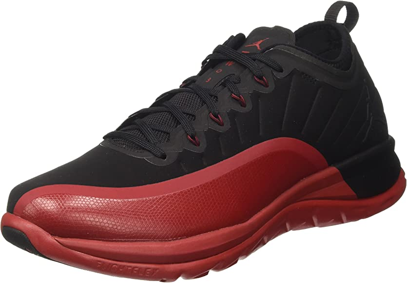 Jordan Mens Trainer Prime Black Gym RED