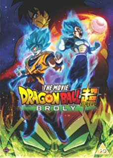 Dragon Ball Super Broly [DVD]: Amazon.es: Animación, Tatsuya ...
