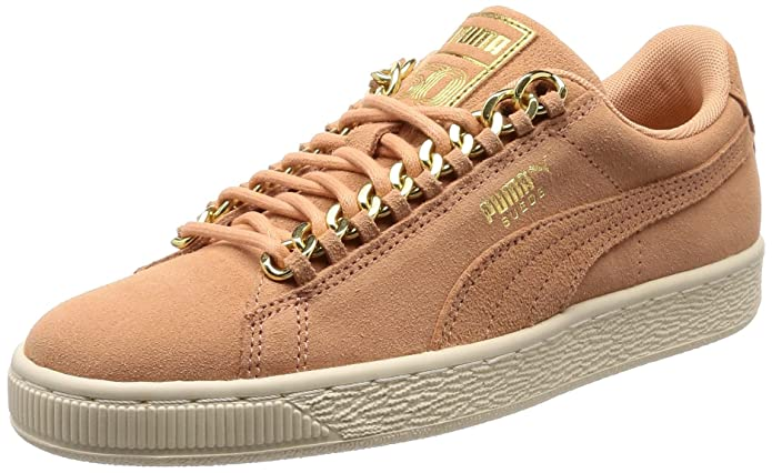99da00b0aa Puma Suede Classic Chains Damen Sneaker: Amazon.de: Schuhe & Handtaschen